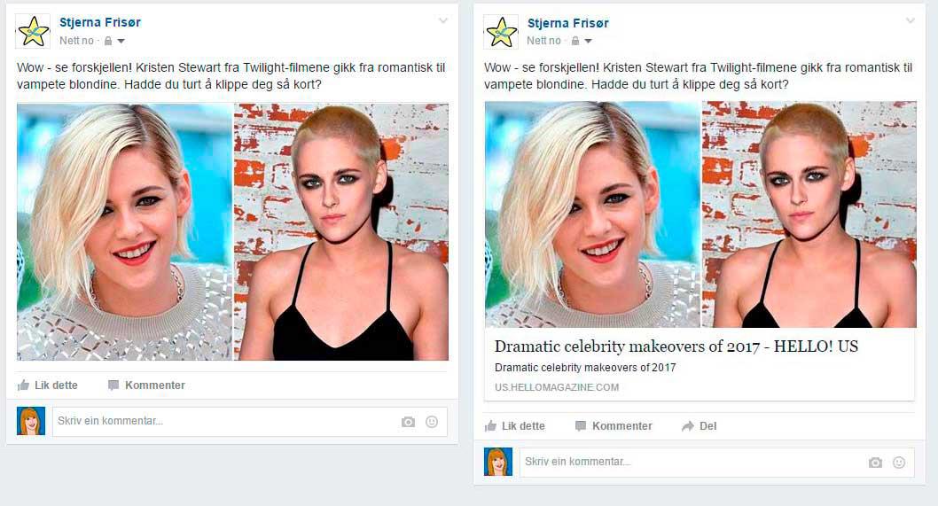 84dd053f Fem ideer til Facebook-annonser som gir flere kunder i salongen